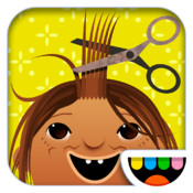 Toca Hair Salon iPad iPhone