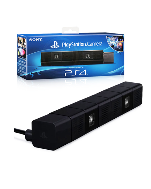 how to use playstation 4 camera