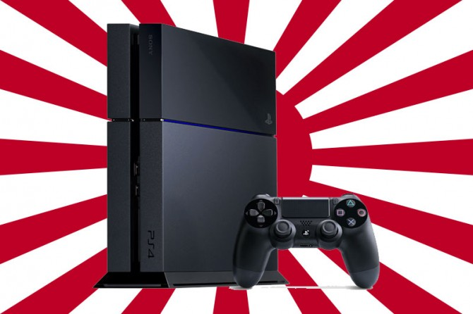PS4 Keeps Dominating The Media Create Hardware Chart, But Games Drop in The Software Chart