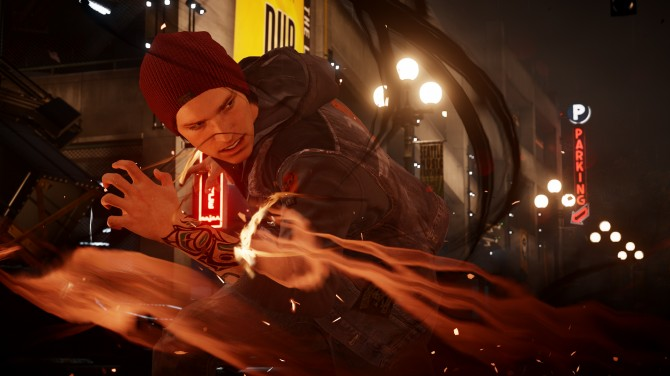 PS4 Games Appearing at Red Box Rental Service: inFAMOUS: Second Son Coming Soon at Some Locations