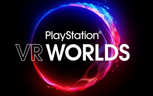 PS VR Worlds Cover