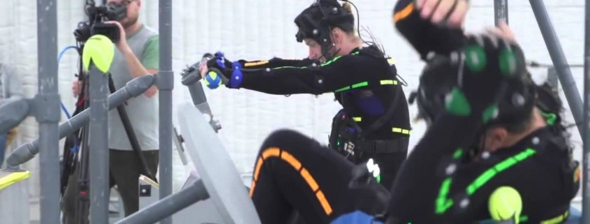 Uncharted 4 motion capture