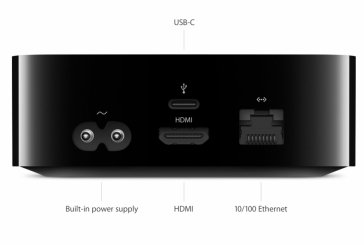 مشخصات فنی Apple TV   جدید