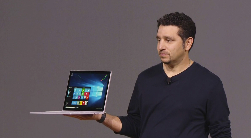 مشخصات فنی Microsoft Surface Book